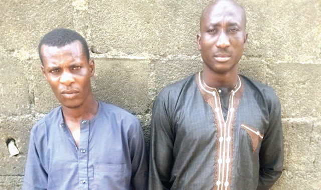 I was paid N1m for trafficking 100 women to Niger Republic – Suspect