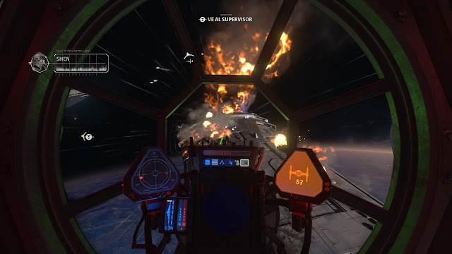 Análisis de Star Wars: Squadrons en PS4.