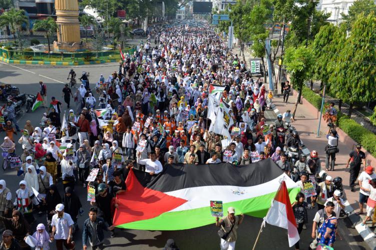 Aksi Palestina