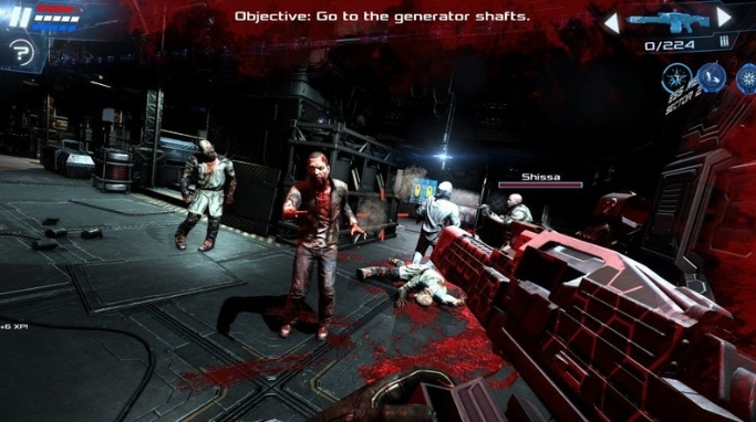 Game Zombie Paling Asyik dan Seru Dead Effect
