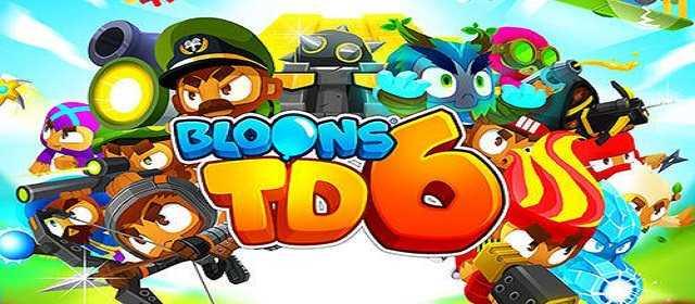 Bloons TD 6 v13.1 Android Aksiyon Macera Strateji Oyunu apk indir