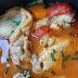 Bakina kuhinja- pileći paprikaš  sa povrćem i testeninom