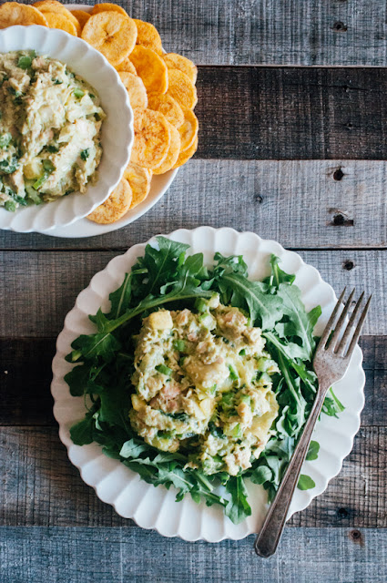 Egg-free Tuna Salad (AIP, Paleo, Whole30)