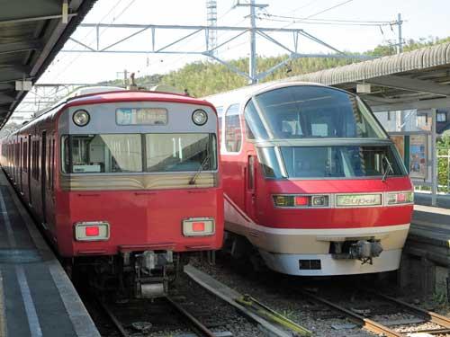Kowa Station, Chita Hanto, Aichi Prefecture.