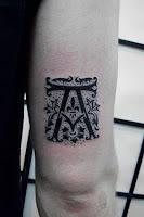 lettering-tattoo