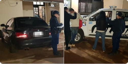 Infractores que evadieron controles vehiculares e intentaron embestir a un oficial