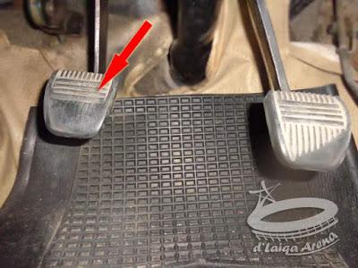 pompa pedal kopling