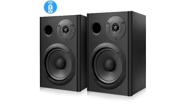 PreSonus Powered Bluetooth Studio Monitor Speakers