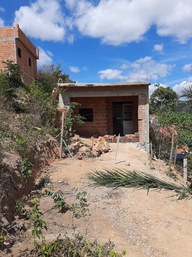 Casa a venda na cidade de Mata Grande