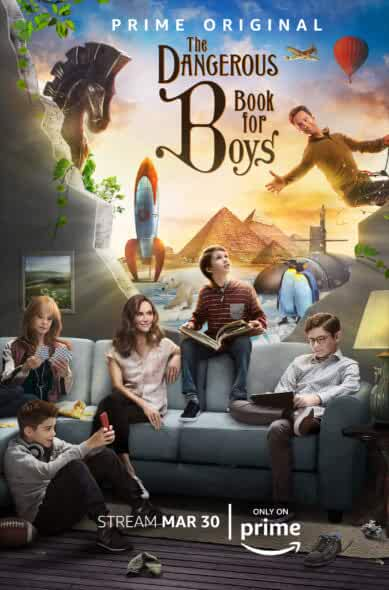 The Dangerous Book for Boys S01 Complete English Hindi 480p WEB-DL