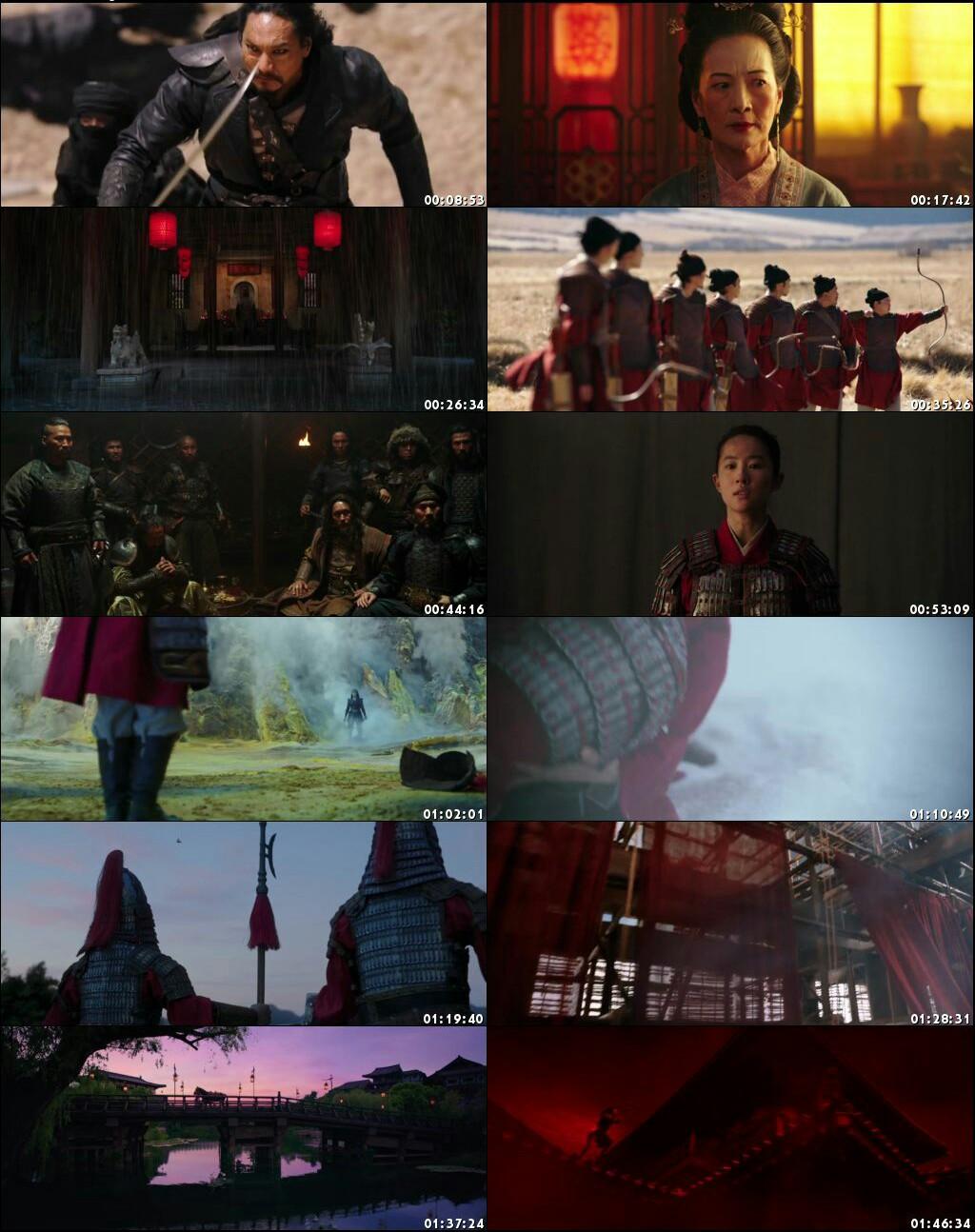 Mulan [2020]