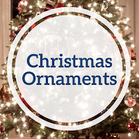 Homemade Christmas Tree ornament sewing and craft projects