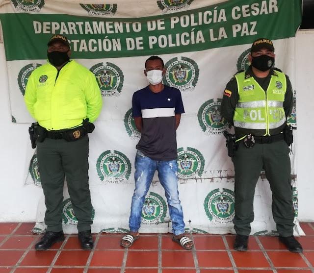 hoyennoticia.com, Capturado 'El Manco' en La Paz