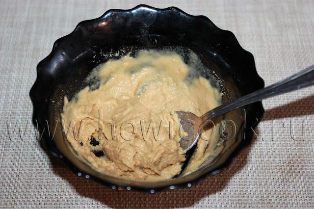 рецепт домашней горчицы на огуречном рассоле с пошаговыми фото