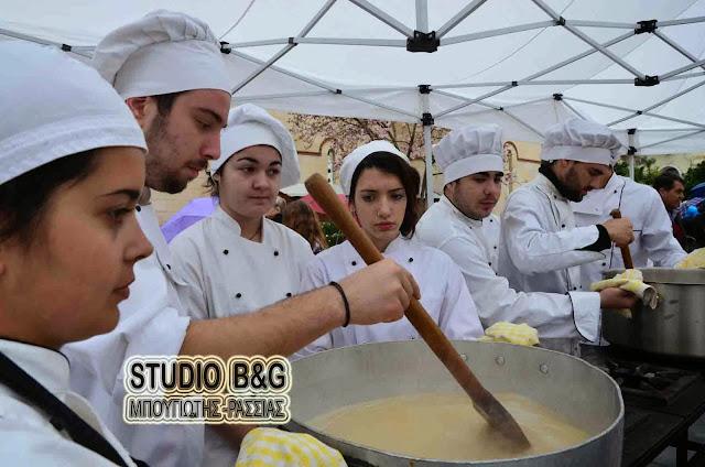 Αξιέπαινη πρωτοβουλία από την Τουριστική σχολή Πελοποννησου στο Άργος