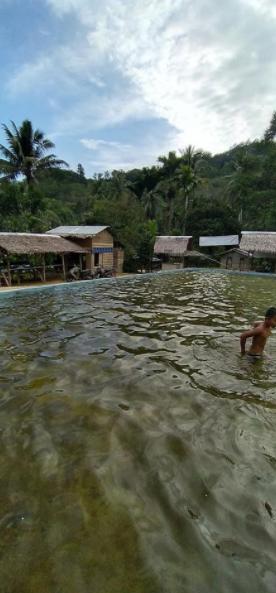 Wisata Kolam Renang Aek Sipan Tapanuli Tengah | Wisata Baru, Info HTM