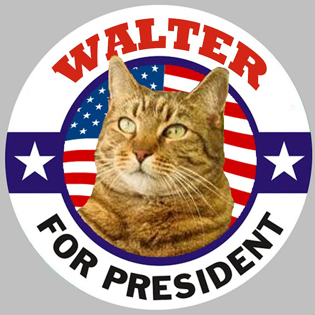 walter president image