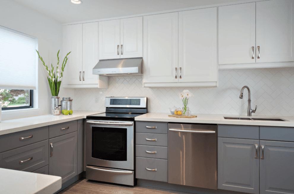 Model Dan Ukuran Kitchen Set Minimalis Mewah Modern 2018 Godean Web Id