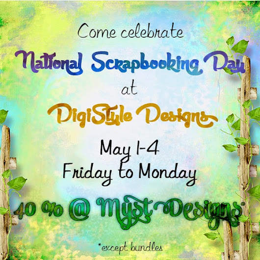 NSD - the party is ON at Myst Designs!