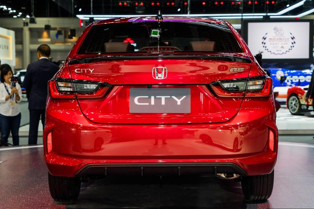 Honda City 2020 sắp ra mắt tại Malaysia, có thể sớm về VN