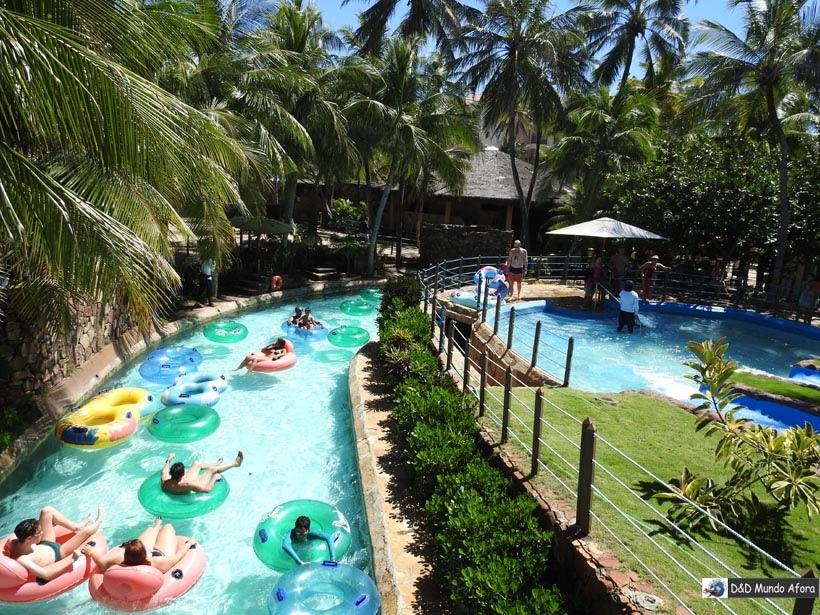 Diário de Bordo - Beach Park - o que fazer em Fortaleza, Ceará