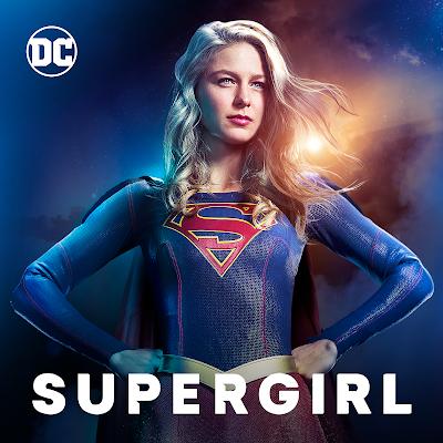 Supergirl season 5 iTunes art