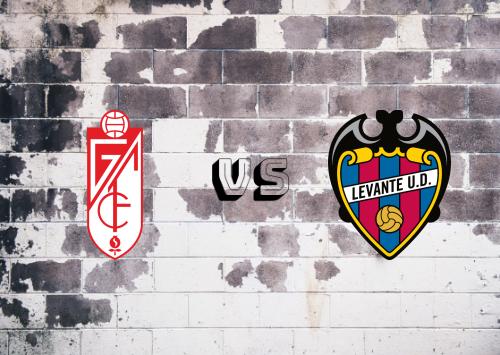 Granada vs Levante  Resumen