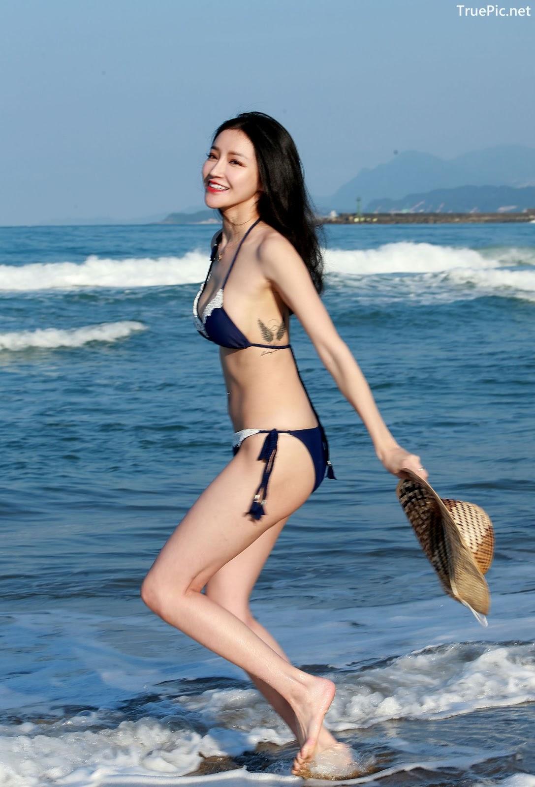 Image-Taiwanese-Model-艾薉-Beautiful-And-Sexy-Bikini-Girl-TruePic.net- Picture-1