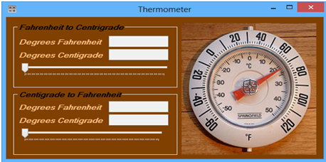 How to make programmable thermometer by  C# | Code