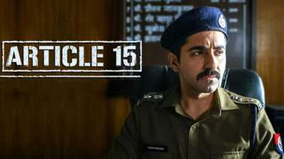 Article 15 Hindi Movies Download preDVD 2019