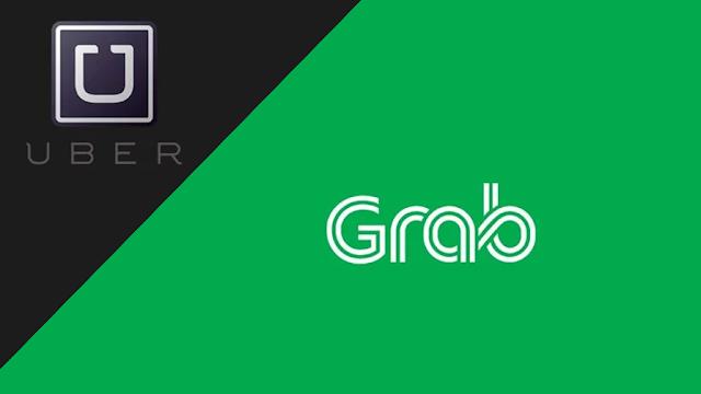 Uber trở thành một phần của Grab