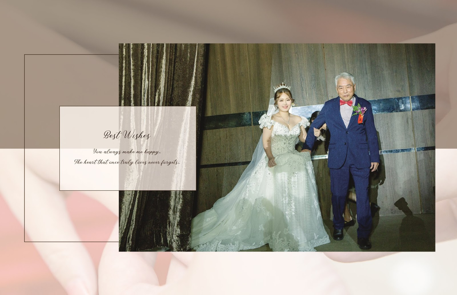 婚禮攝影師,吳崑榮