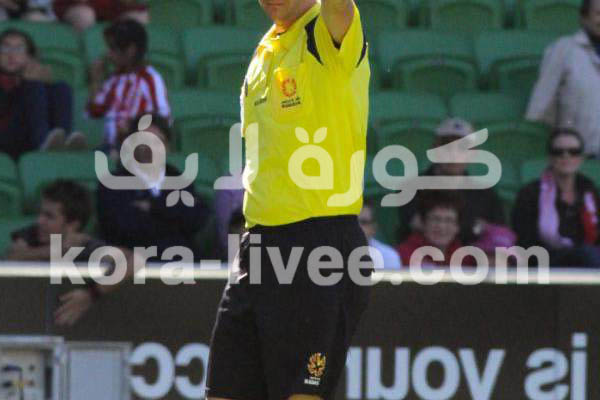 Secret Signals Used Between Referees in Australian Football