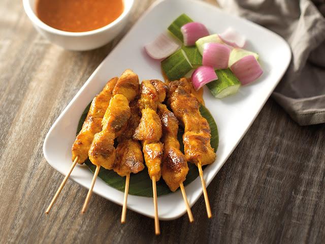 Papparich's Chicken Satay