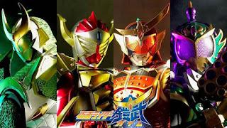 Kamen Rider Gaim Episódio 01