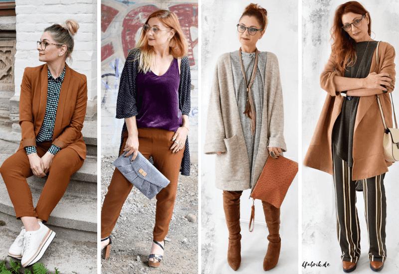 Braun-kombinieren-verschiedene-Outfits
