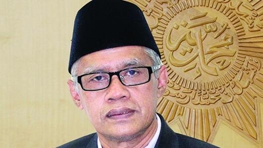 Haedar Nashir: Muhammadiyah Tak Pernah Menuntut Jabatan Menteri
