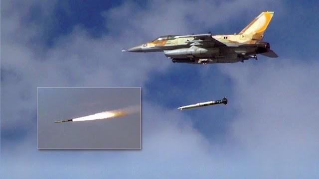 «Rampage» και «Spice» από το Ισραήλ για την Πολεμική Αεροπορία