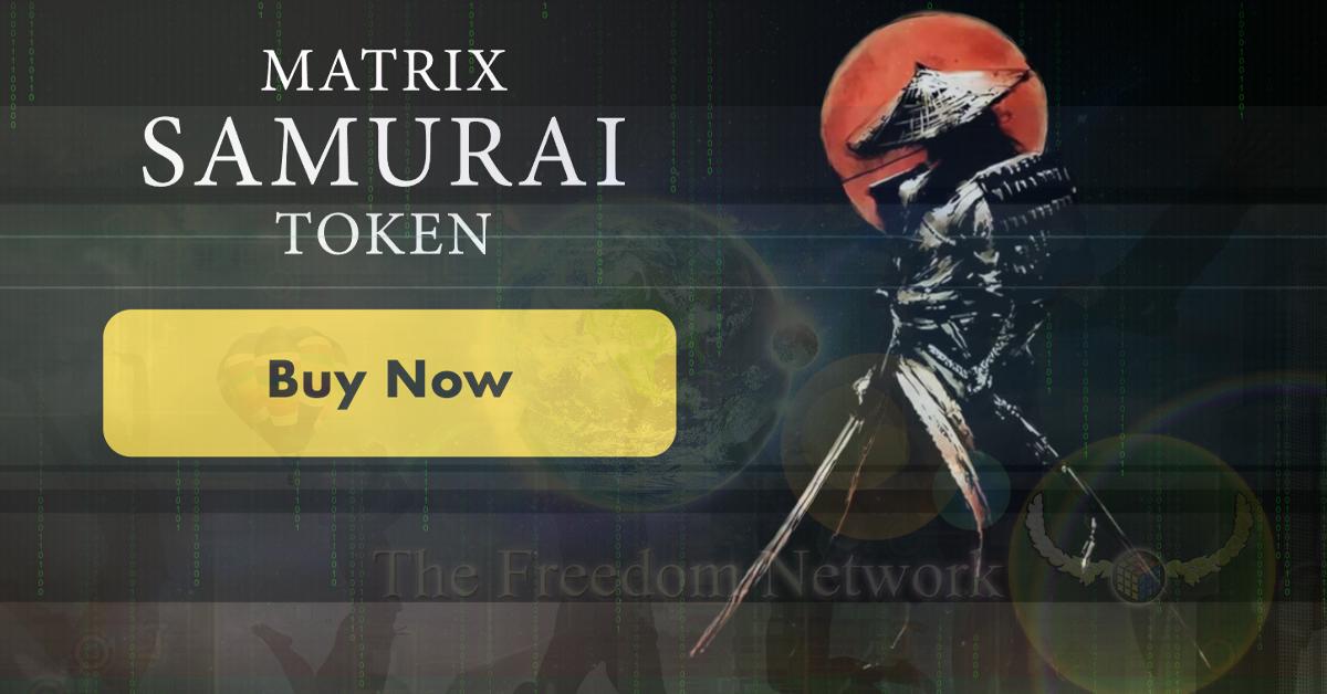 Buy the Samurai Matrix Moonshot (MXS) through MyCryptoBank