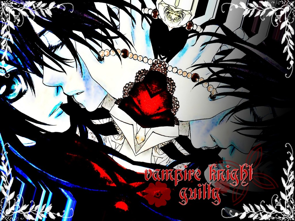 Japanese Manga&Anime youtubu Fans: vampire knight guilty ...