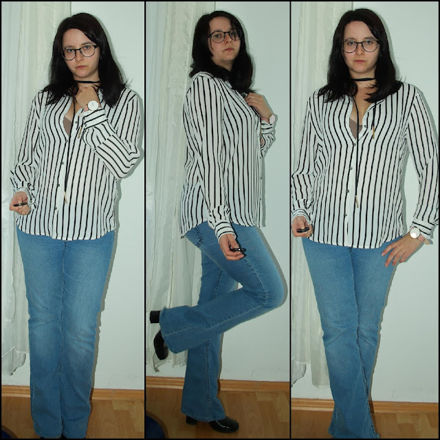 [Fashion] It´s All About the Stripes: Jeans & gestreifte Bluse