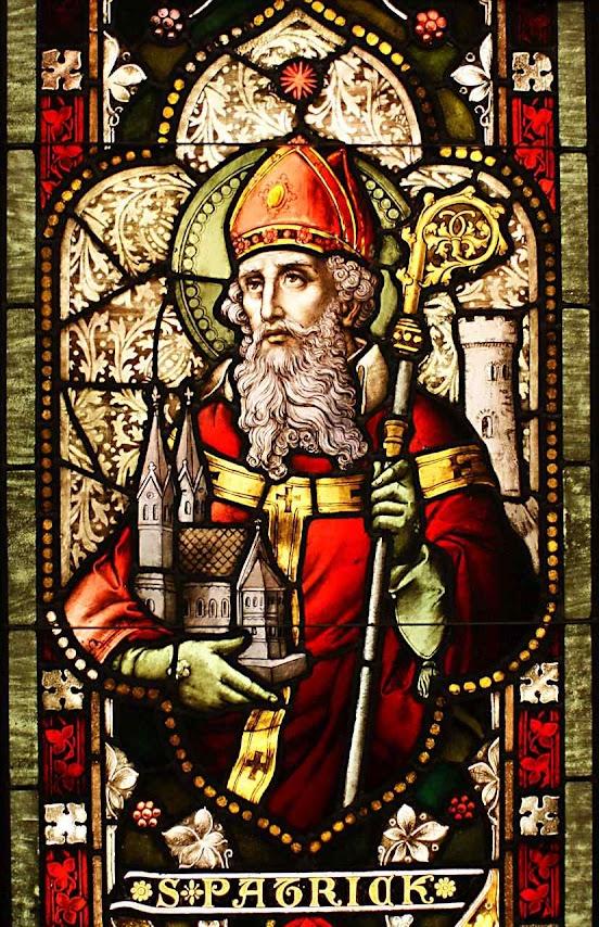 São Patrício, catedral de Christ the Light, Oakland, CA