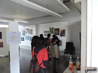 exposición de graffiti en la UACM