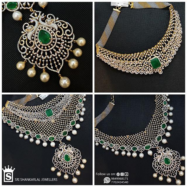 Multi Purpose Diamond Sets by Shankarlal Jewellers