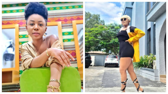 Stop Insulting me- Ifu Ennada apologizes after referring her self as a born again as  she poses in a Swim Wear