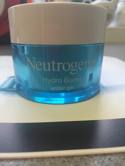Neutrogena Hydro Boost Water Gel moisturiser
