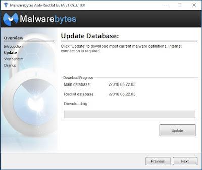 malware bytes anti rootkit beta terbaru