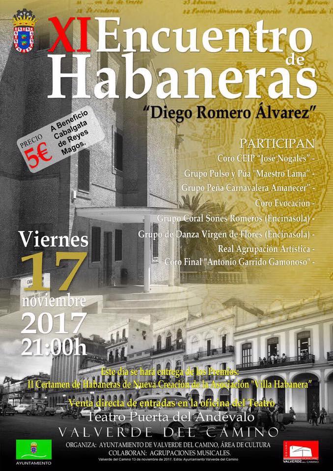 XI Encuentro de Habaneras