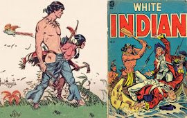 White Indian de Frank Frazetta Nºs 11- 15 [M.E.]