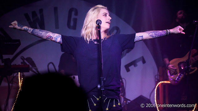 Gin Wigmore at Velvet Underground in Toronto, April 8 2016 Photos by John at One In Ten Words oneintenwords.com toronto indie alternative live music blog concert photography pictures